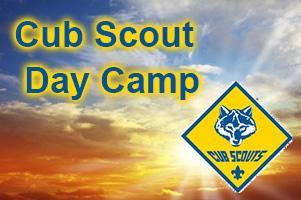 Cub Scout Day Camp at Camp Brorein