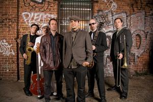 The Slackers/The Pinstripes Presented by: Jelly Ent.