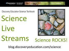 April Science Live Stream: Science ROCKS!!