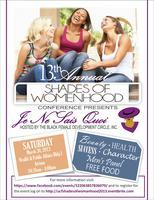 UCF Shades of Womanhood Conference 2013