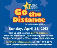 "Maria Fareri Children's Hospital ""Go the Distance""..."