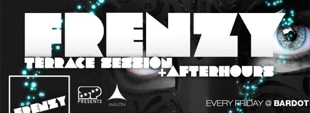 Grand Opening: Frenzy Terrace Sessions at Avalon - 9...