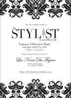 The Stylist Handbook Volume 4 Preview Party