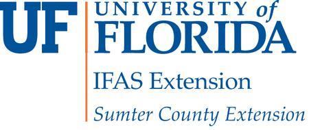 UF/IFAS Extension, Sumter County Florida Friendly...