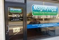 Grand Opening- Magnifying Selections: Low Vision...