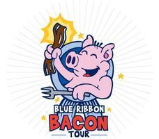 Keystone's 3rd Annual Blue Ribbon Bacon Tour 2013