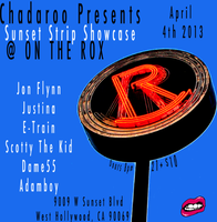 ♫Chad Aroo Presents Sunset Strip Showcase @ On The Rox...
