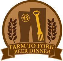 Farm to Fork Beer Dinner