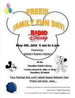 Spring Time Family Fun Day!!!