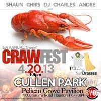 Polos & Sundresses Day Party & Craw Fest