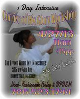 Carrier of His Glory Dance Workshop