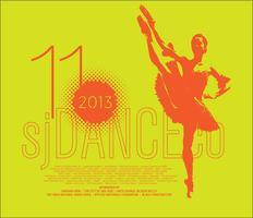 sjDANCEco Festival T-Shirt Orders 2013