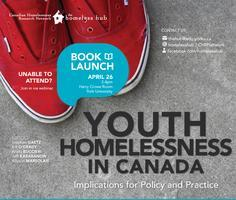 Book Launch: Youth Homelessness in Canada
