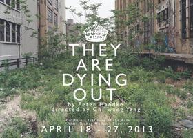 They Are Dying Out by Peter Handke translated by Mike R...