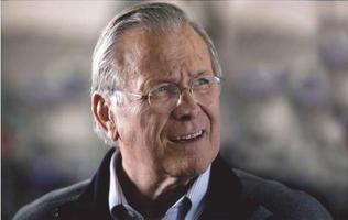 Meet Donald Rumsfeld