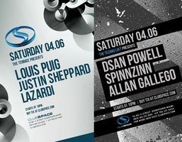 ✦ LOCALS NIGHT ft. LOUIS PUIG, LAZARDI, DSAN POWELL,...