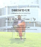 """DRESS'D UP - """"Successfully Lost"""" Release Event &..."""