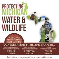 Michigan Farm Bill Conservation Summit