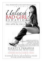 "2Niteeee Fri. April 26 ""Unleash: Bad Girl Behavior""..."