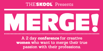 MERGE! A 2 day conference for women