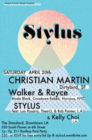 4/20-Stylus Pool Party Opening Event @Standard DT ft....