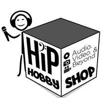 Hip Hobby Shop Web Site Launch Party