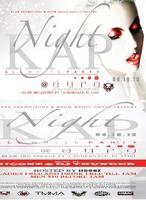 #NIGHTKAP - ALL-WHITE AFFAIR | Friday, April 19th |...
