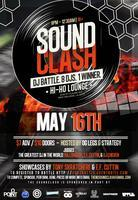 Soundclash: DJ Battle. 8 DJs. 1 Winner.