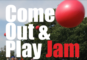 Come Out & Play Jam: A Live-Action Game Design...