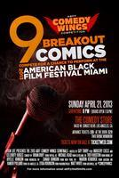 2013 ABFF Comedy Wings Competition - 9 Break Out...