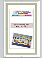 Library Week: Community, Practice, and Domain...