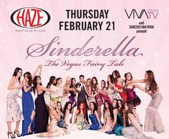 SINderella Hosted by Sancho Van Ryan at HAZE Nightclub