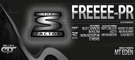EPR 253 - FREEEE-PR with The Shuffle Factor 2