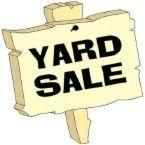Yard Sale for a Cause