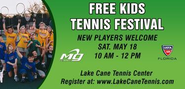 Orange County Parks & Recreation & MG Tennis - Lake...