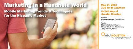 Marketing in a Handheld World: Mobile Marketing Trends...
