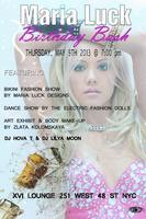Maria Luck Birthday Party & Bikini Fashion Show