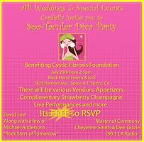 Spa-Tacular Diva Party benefiting Cystic Fibrosis...