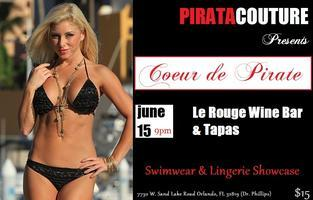 Pirate Couture's presents Cœur de pirate <3 ( Heart of...