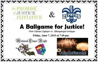 A Ballgame for Justice!