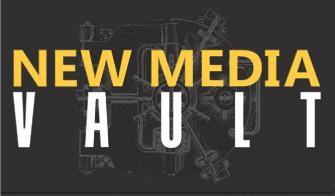 NEW MEDIA VAULT - MAY MIXER
