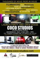 Destination Creativity:  CoCo Studios Launch Event for...