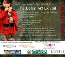 Belen Art Exhibit: A Canvas of Hope