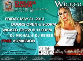Wicked Threads Fashion Show & After Party