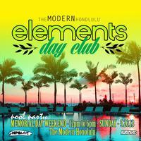 Elements Day Club Pool Party-The Modern Honolulu