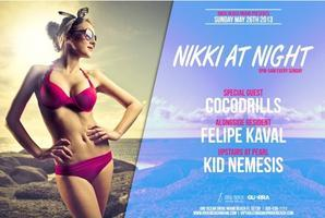 ✦ COCODRILLS ✦ NIKKI BEACH ✦ Sunday, May 26 ✦ (RSVP &...