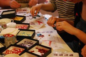 Tatty Devine Bunting Necklace Workshop