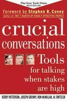 """Crucial Conversations"" --The July Leadership Lunch..."