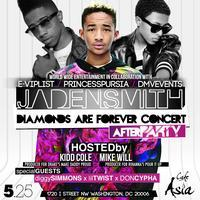 Jaden Smith's Diamond's Are Forever Concert After Party