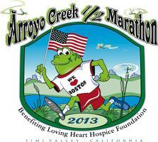 Arroyo Creek 1/2 Marathon -August 11,2013